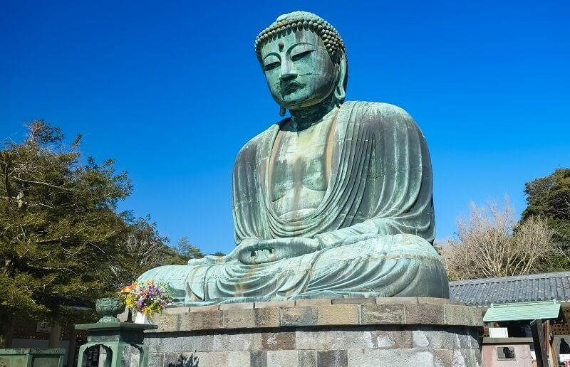 Bức tượng Đại Phật Kamakura