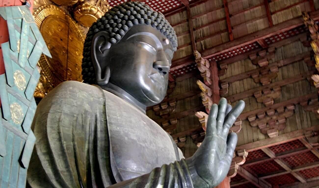Bức tượng Daibutsu - Đại Phật
