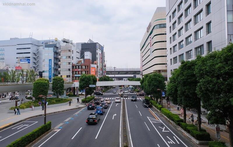 Đặc điểm địa lý của tỉnh Saitama Nhật Bản