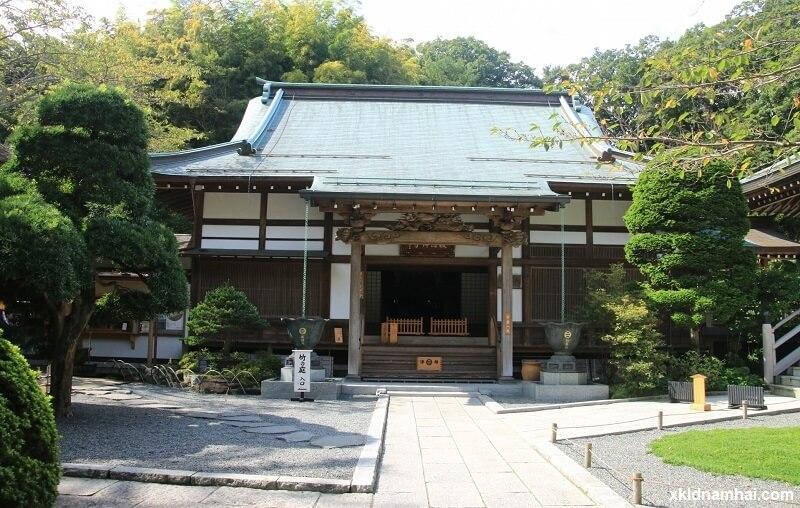 chùa Chikurin-ji