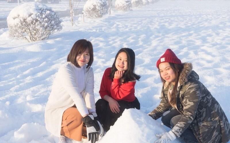 Cuộc sống của thực tập sinh ở Nhật Bản 2