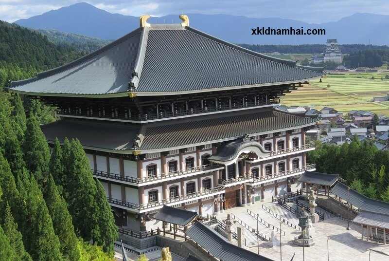 Di tích lịch sử của gia tộc Asakura