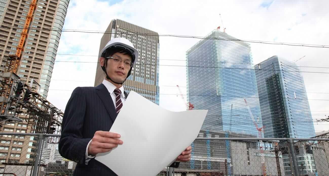 Kỹ sư xây dựng Nhật Bản