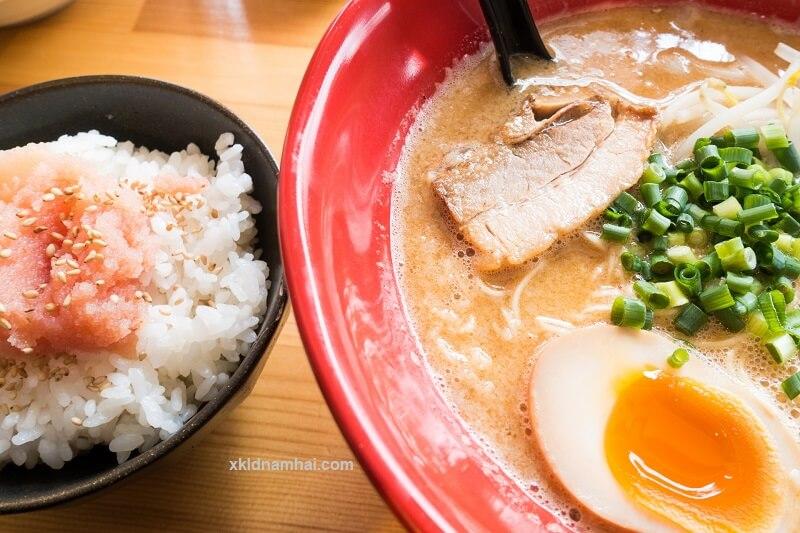ẩm thực tỉnh Fukuoka