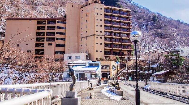 Mùa đông tỉnh Gunma