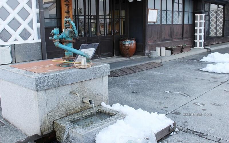 Mùa đông tỉnh Nagano