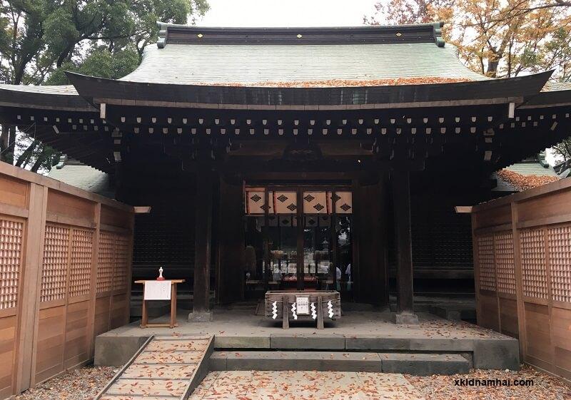 Đền Hikawa-jinja