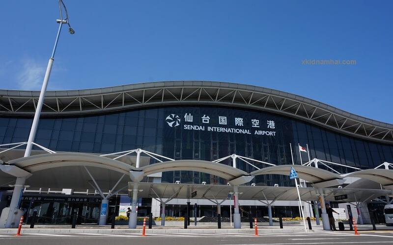 Sân bay Sendai