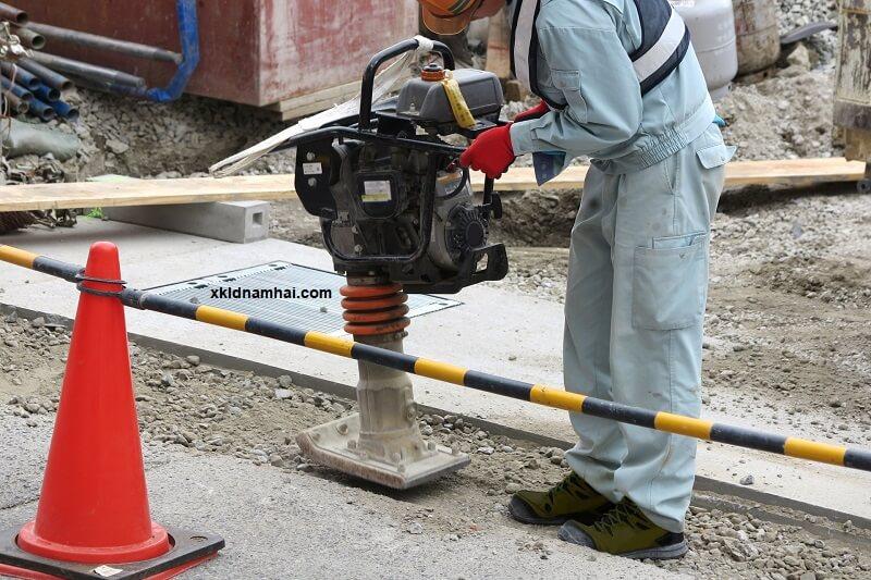 an toàn lao động ngành xây dựng Nhật Bản