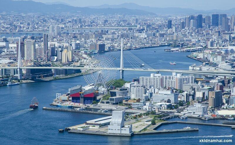 Cảng biển tỉnh Osaka