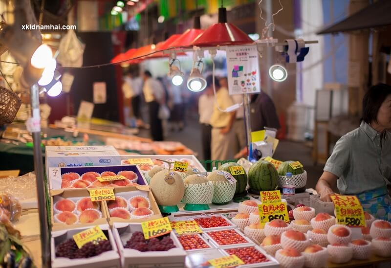 Chợ Nishiki