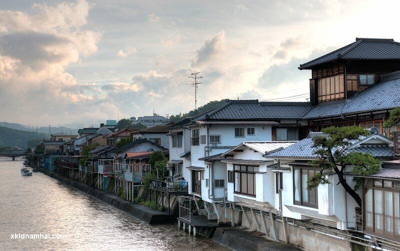 Đôi nét về tỉnh Yamaguchi Nhật Bản