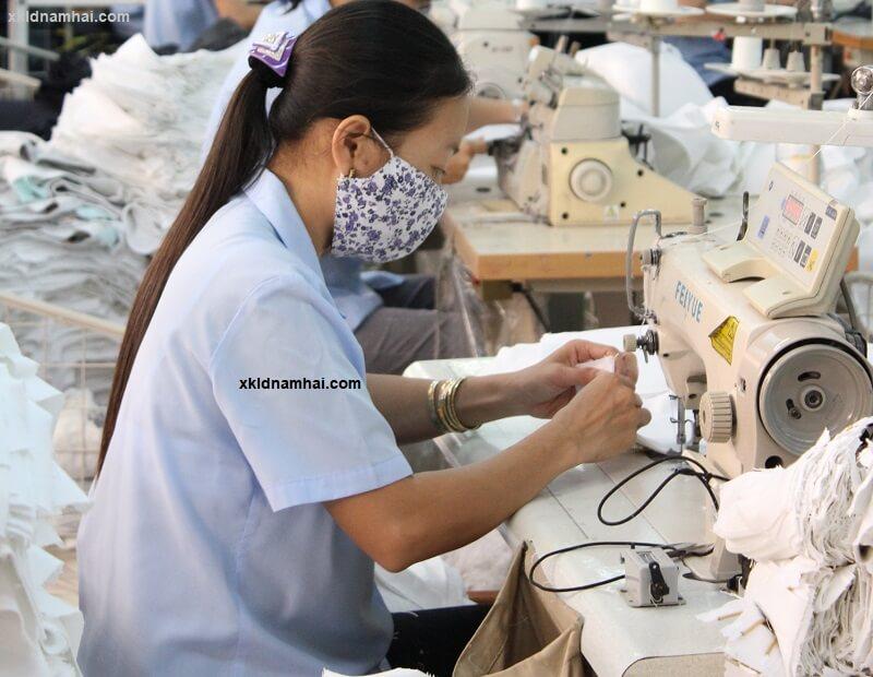 điều kiện đi xuất khẩu lao động Nhật Bản ngành may mặc