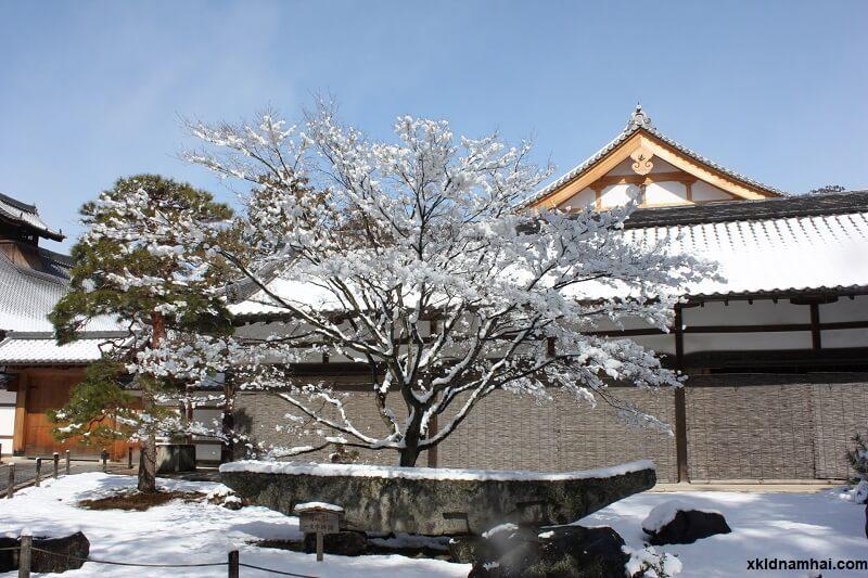 Kyoto mùa đông