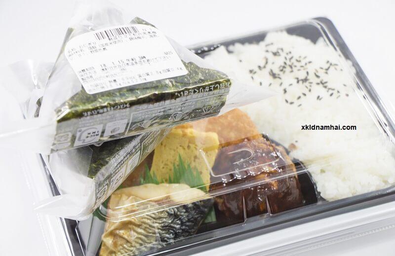 làm cơm hộp ở Nhật Bản