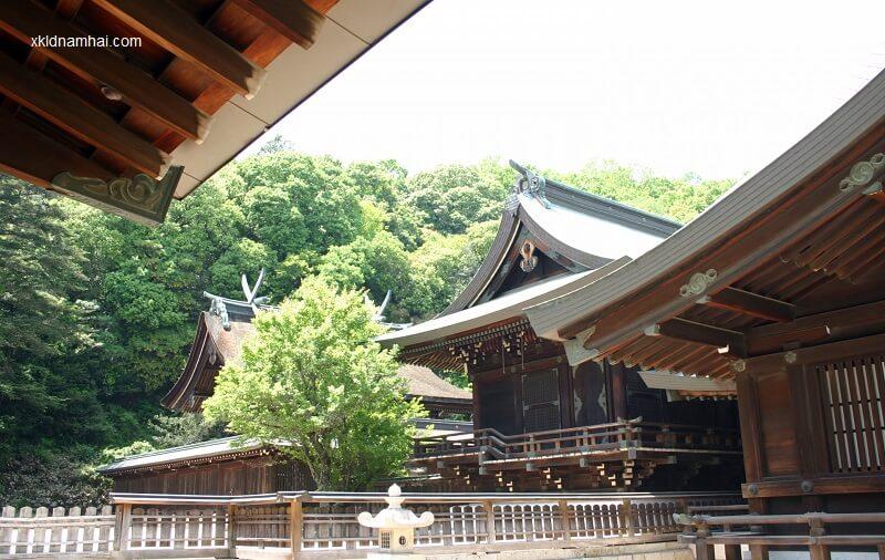 Đền Kibitsu tỉnh Okayama