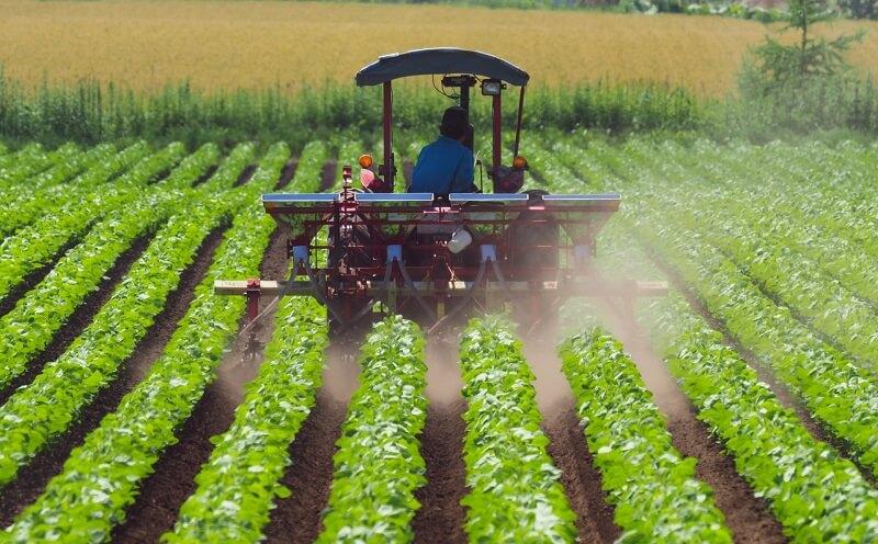 ứng dụng máy móc vào nông nghiệp ở Nhật Bản