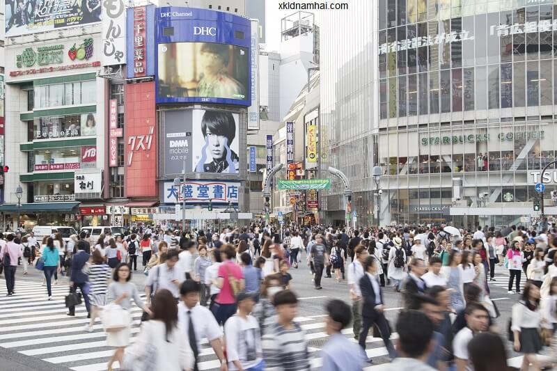 Ngã tư Shibuya