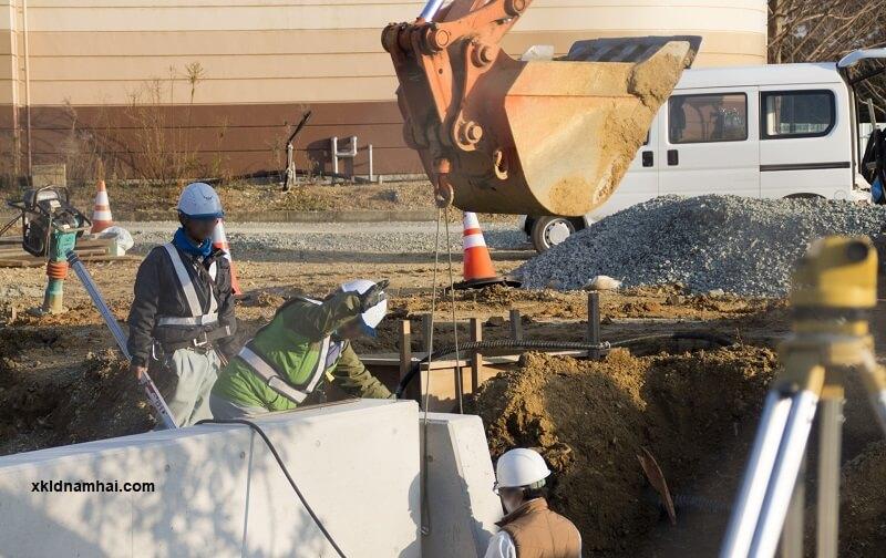 ngành xây dựng tỉnh Shiga