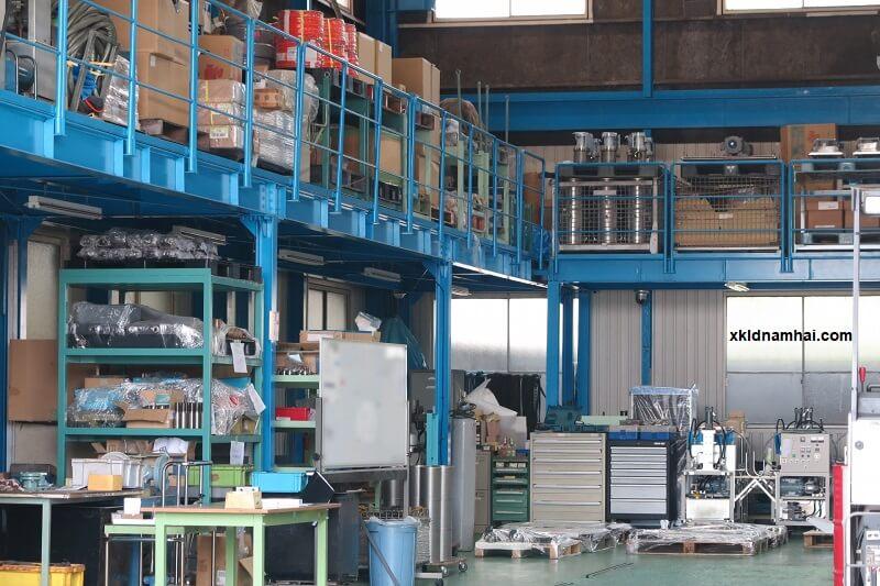 nhà máy cơ khí ở Nhật Bản