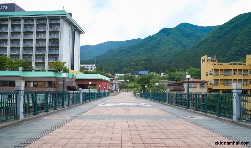 Phong cảnh tỉnh Tochigi Nhật Bản