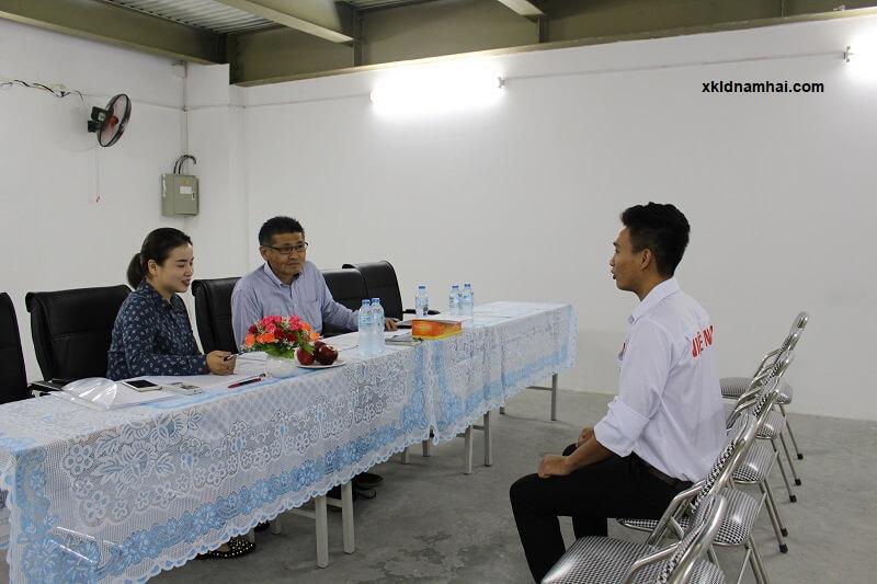 phỏng vấn đi xuất khẩu lao động Nhật Bản
