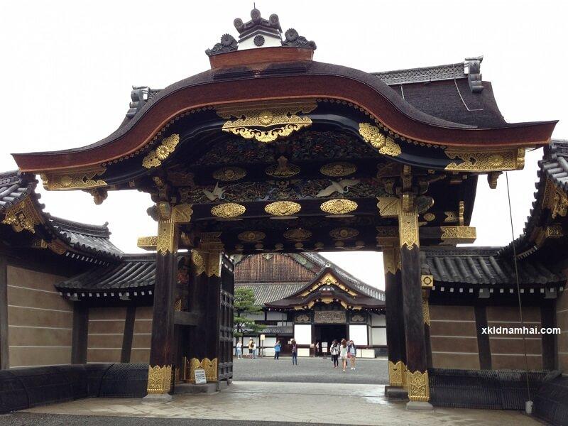 Thành Nijo tỉnh Kyoto