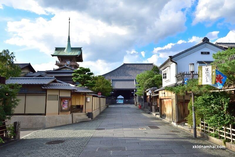 Thành phố Kyoto