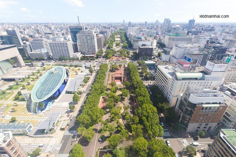 Thành phố Nagoya Tỉnh Aichi