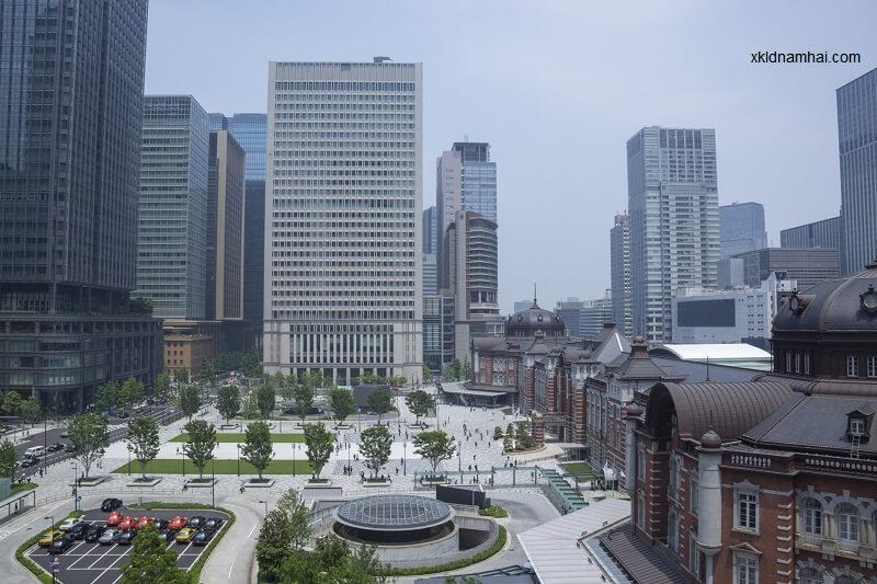 Thủ đô Tokyo rộng lớn