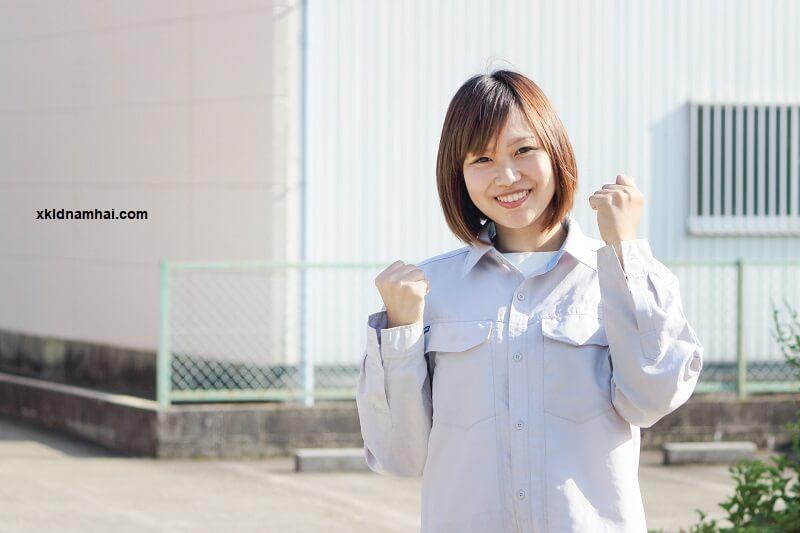 Thực tập sinh Nhật Bản ngành dệt may