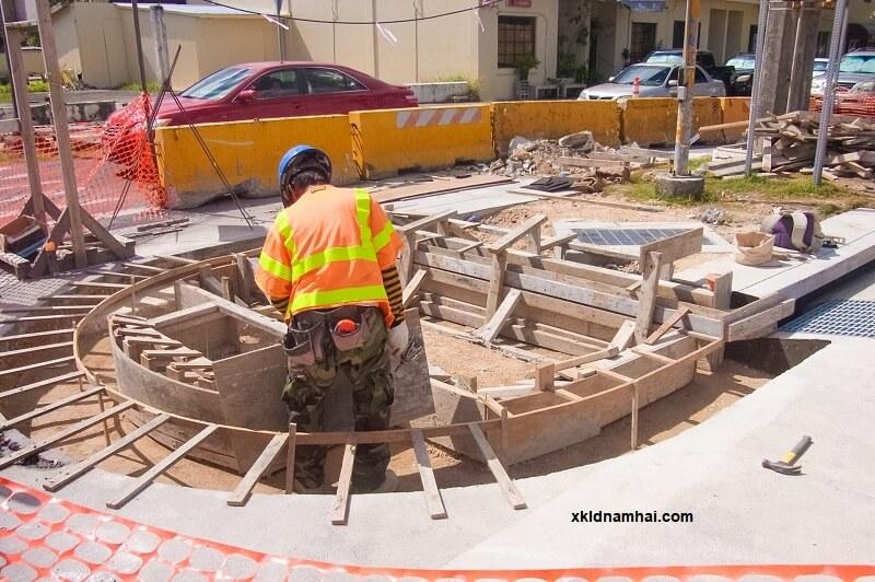 Tuyển 24 Nam Đơn hàng Mộc xây dựng tại Gunma lương 33 triệu/tháng
