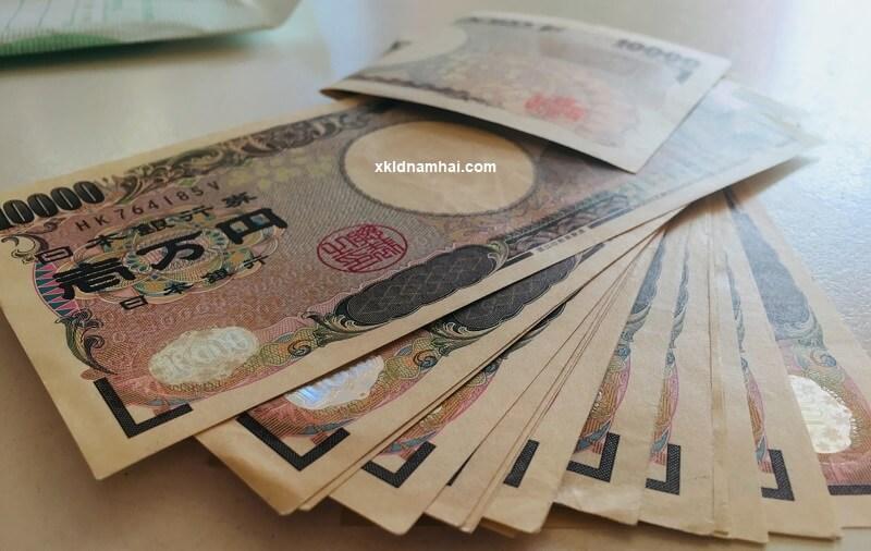 tiền lương ngành may mặc nhật bản