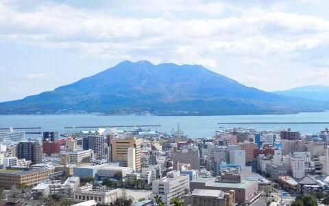 Tỉnh Kagoshima Nhật Bản – Vùng Đất Núi Lửa Ngủ Quên
