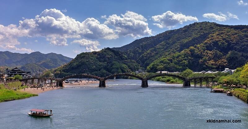 Tỉnh Yamaguchi Nhật Bản