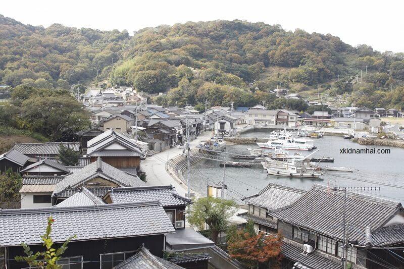 Vẻ đẹp Tỉnh Okayama Nhật Bản
