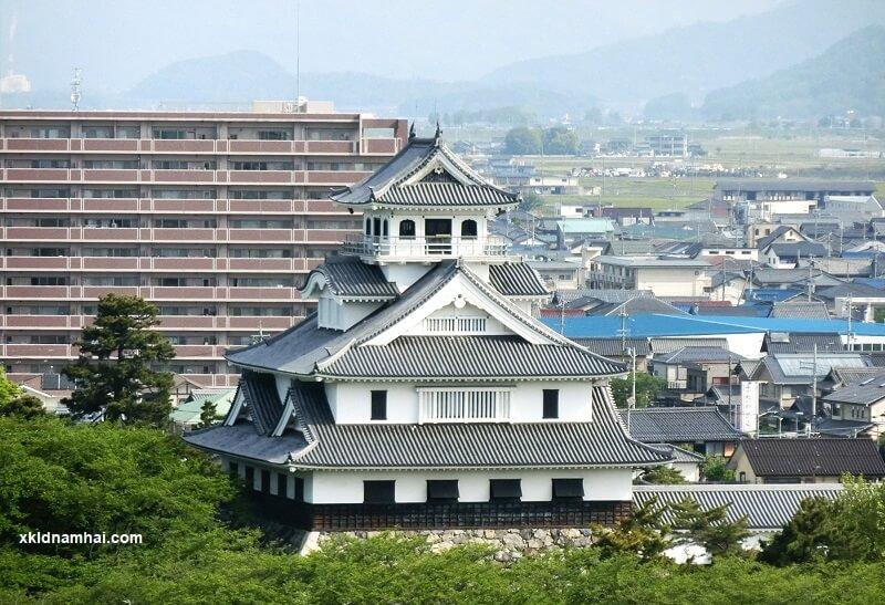 Vẻ đẹp Tỉnh Shiga Nhật Bản