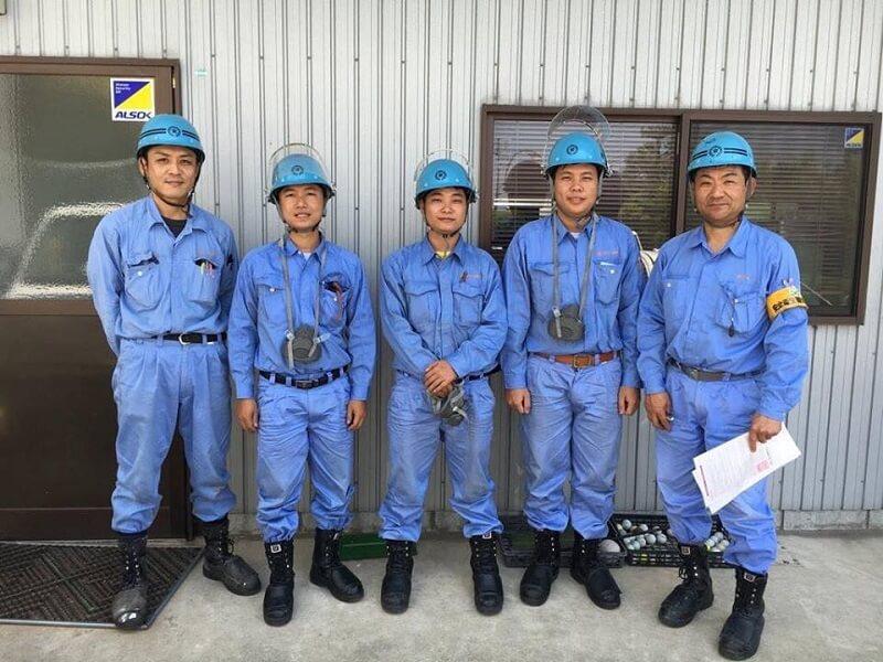 xuất khẩu lao động ngành cơ khí tại Nhật Bản