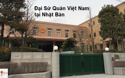 Địa Chỉ Đại Sứ Quán Việt Nam Tại Nhật Bản