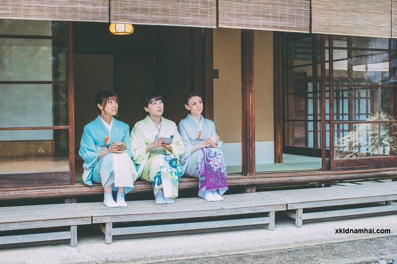 Con người Nhật Bản thân thiện