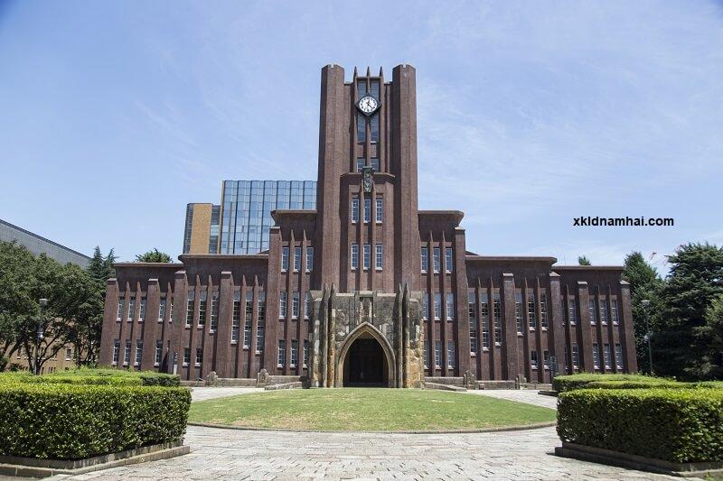 Trường đại học ở Nhật Bản