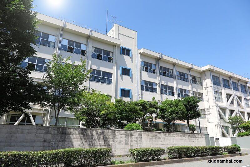 Trường trung học ở Nhật Bản