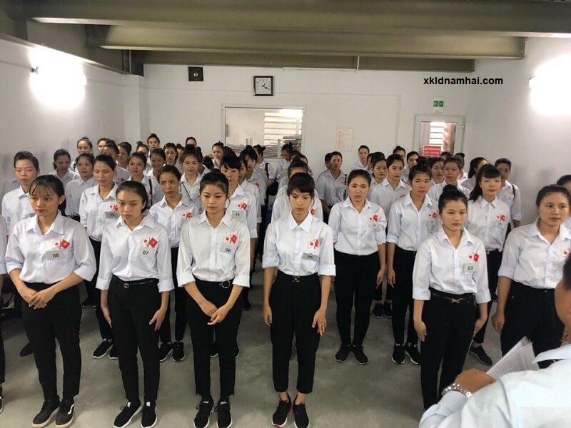 Xuất khẩu lao động công ty TTC Việt Nam