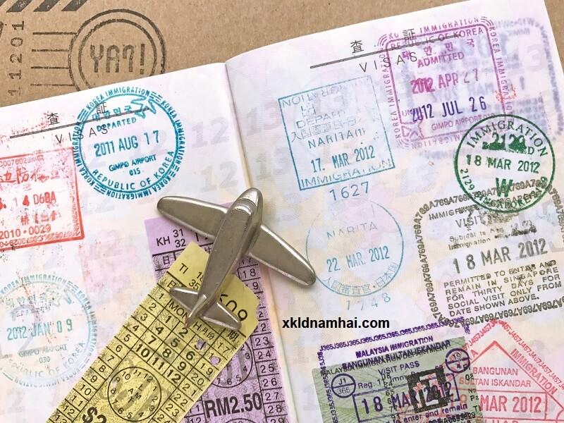 xin visa đi nhật như thế nào