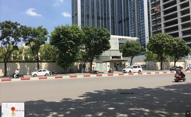 Đại sứ quán Nhật Bản ở Hà Nội