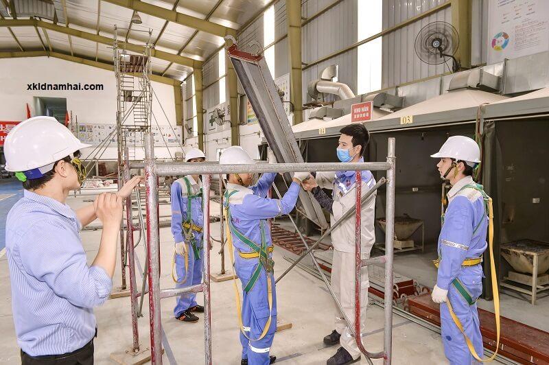 thực tập sinh ngành xây dựng Nhật Bản