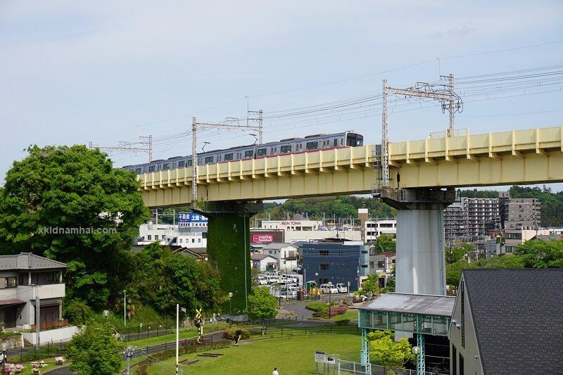 Giao thông tại tỉnh Chiba
