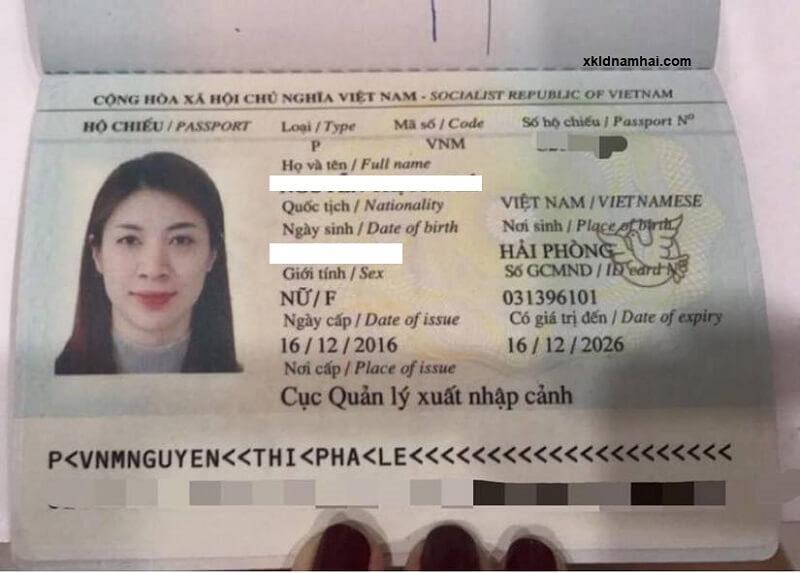 Chụp ảnh làm hộ chiếu cần lưu ý gì